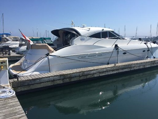 1999 Neptunus boat for sale, model of the boat is 54 Express & Image # 1 of 25