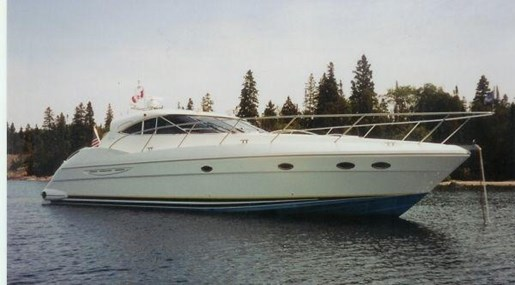 1999 Neptunus boat for sale, model of the boat is 54 Express & Image # 2 of 25