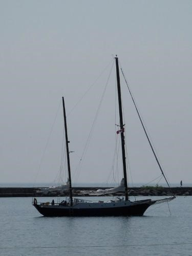 1965 Custom Steel Ketch boat for sale, model of the boat is Defontaine & Image # 2 of 17