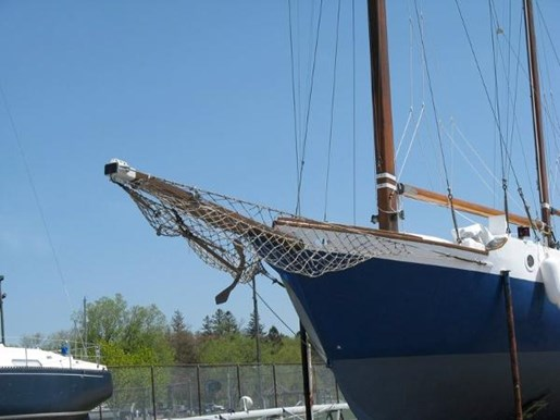1965 Custom Steel Ketch boat for sale, model of the boat is Defontaine & Image # 6 of 17