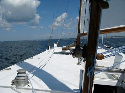 1965 Custom Steel Ketch boat for sale, model of the boat is Defontaine & Image # 13 of 17