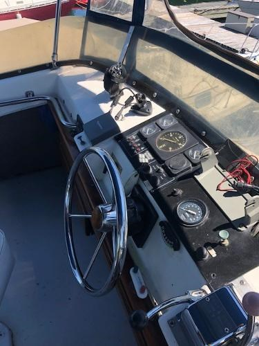 1977 Silverton boat for sale, model of the boat is 34T Trawler & Image # 6 of 22