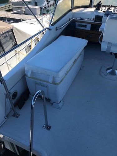 1977 Silverton boat for sale, model of the boat is 34T Trawler & Image # 7 of 22