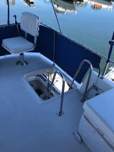 1977 Silverton boat for sale, model of the boat is 34T Trawler & Image # 8 of 22