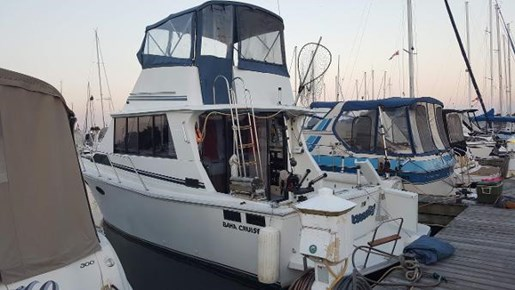 For Sale: 1991 Baha Cruisers 34.5 34ft<br/>North South Nautical Group Inc.