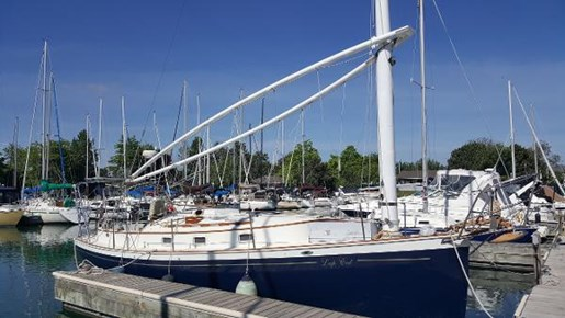 For Sale: 1980 Hinterhoeller Nonsuch 30 Classic 30ft<br/>North South Nautical Group Inc.