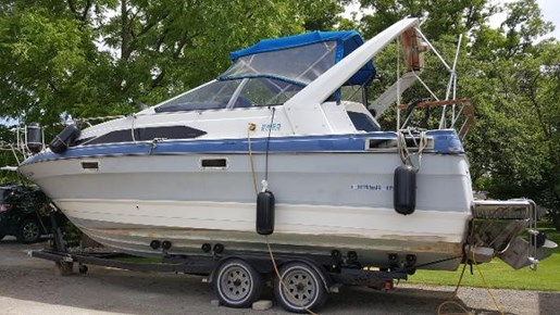 For Sale: 1989 Bayliner 2655 Sunbridge 26ft<br/>North South Nautical Group Inc.