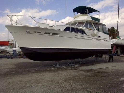 1969 CHRIS CRAFT 47 COMMANDER for sale