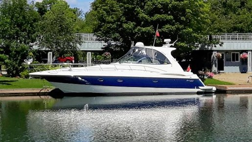 2004 Cruisers Yachts boat for sale, model of the boat is 440 Express & Image # 3 of 16