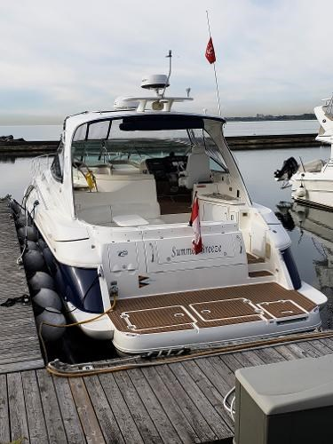 2004 Cruisers Yachts boat for sale, model of the boat is 440 Express & Image # 4 of 16