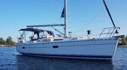 For Sale: 2004 Hunter 36 36ft<br/>North South Nautical Group Inc.