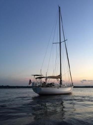 1972 Herreshoff boat for sale, model of the boat is Classic & Image # 2 of 24