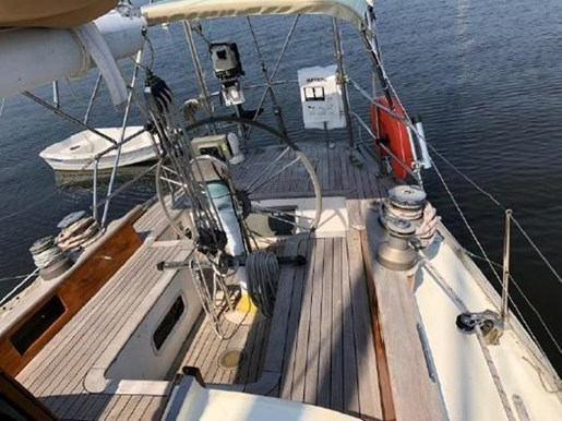 1972 Herreshoff boat for sale, model of the boat is Classic & Image # 5 of 24
