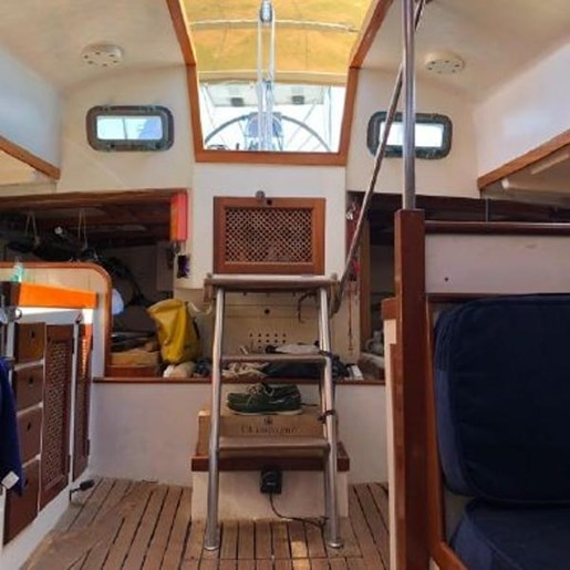 1972 Herreshoff boat for sale, model of the boat is Classic & Image # 7 of 24