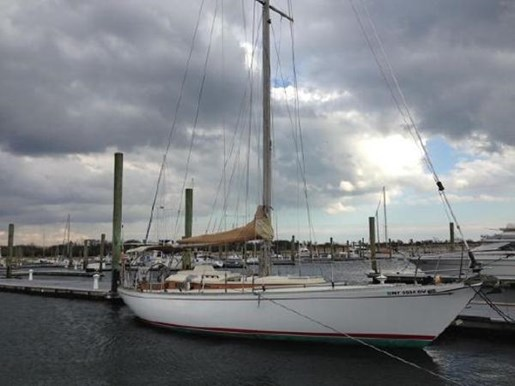 1972 Herreshoff boat for sale, model of the boat is Classic & Image # 9 of 24
