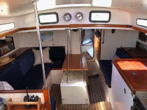 1972 Herreshoff boat for sale, model of the boat is Classic & Image # 14 of 24