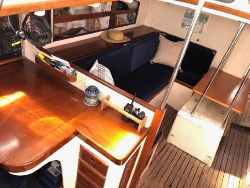 1972 Herreshoff boat for sale, model of the boat is Classic & Image # 15 of 24