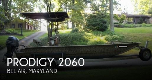 2015 Prodigy 2060 Photo 1 of 14