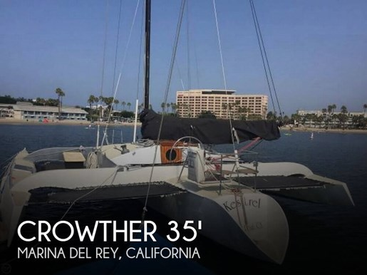 c1de5668 Crowther Buccaneer 36 1979 Used Boat for Sale in Marina Del Rey, California  - BoatDealers.ca