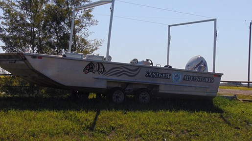 Admiral TRAILERLANDY HULL 2009 Used Boat for Sale in Erskine, Alberta -  BoatDealers ca