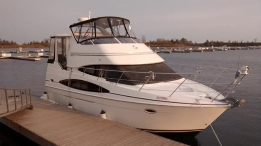 2004 CARVER 366 MOTOR YACHT for sale