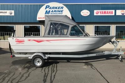 River Hawk SH170 2019 New Boat for Sale in Nanaimo, British