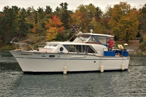For Sale: 1962 Chris Craft Constellation 37 37ft<br/>North South Nautical Group Inc.