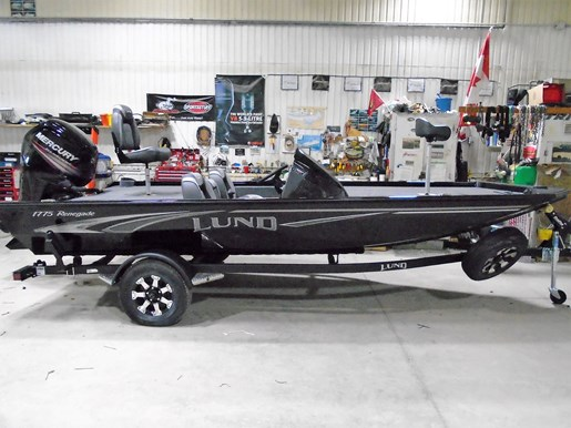 2019 LUND 1775 RENEGADE FOR SALE   LF761 for sale