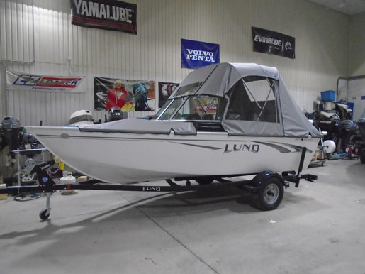 2019 LUND 1675 ADVENTURE SPORT FOR SALE   LF776 for sale