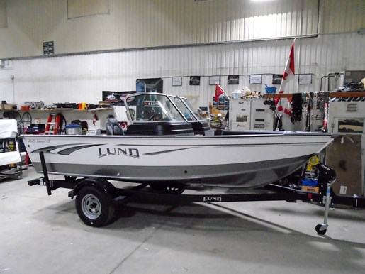 2019 Lund boat for sale, model of the boat is 1675 Impact XS For Sale - LF777 & Image # 1 of 7
