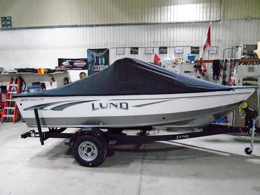 2019 Lund boat for sale, model of the boat is 1675 Impact XS For Sale - LF777 & Image # 7 of 7