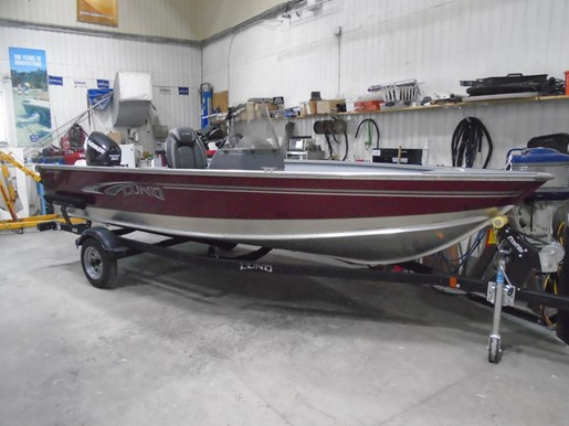 2019 LUND 1600 REBEL SS FOR SALE   LF778 for sale