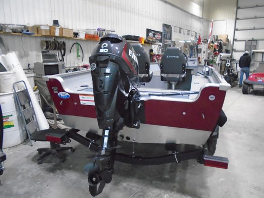 2019 Lund boat for sale, model of the boat is 1600 Rebel SS For Sale - LF778 & Image # 4 of 5