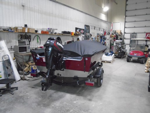 2019 Lund boat for sale, model of the boat is 1600 Rebel SS For Sale - LF778 & Image # 5 of 5