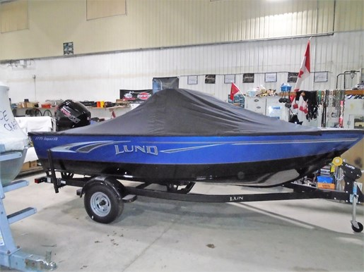 2019 Lund boat for sale, model of the boat is 1775 Impact XS For Sale - LF780 & Image # 7 of 7