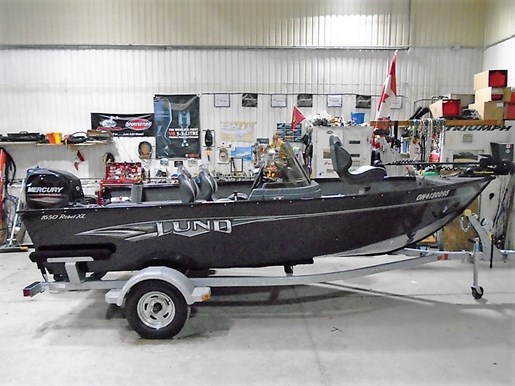For Sale: 2014 Lund 1650 Rebel Xl Ss For Sale - Us577 16ft<br/>Pirate Cove Marina