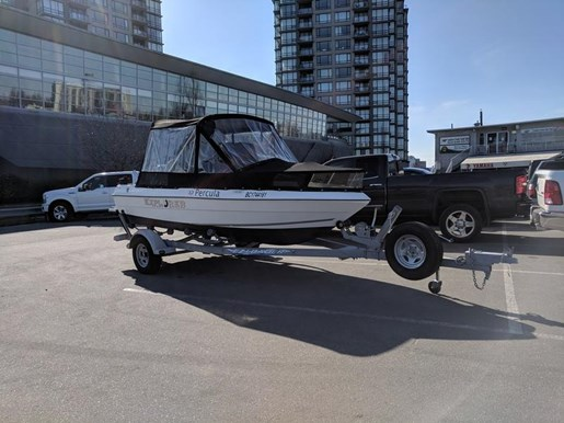 Campion 492 Explorer 2008 Used Boat for Sale in Richmond