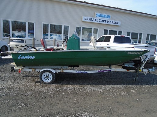 For Sale: 1997 Larivee 15 Center Console 15ft<br/>Pirate Cove Marina