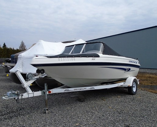 For Sale: 2001 Starcraft 1810 18ft<br/>Pirate Cove Marina