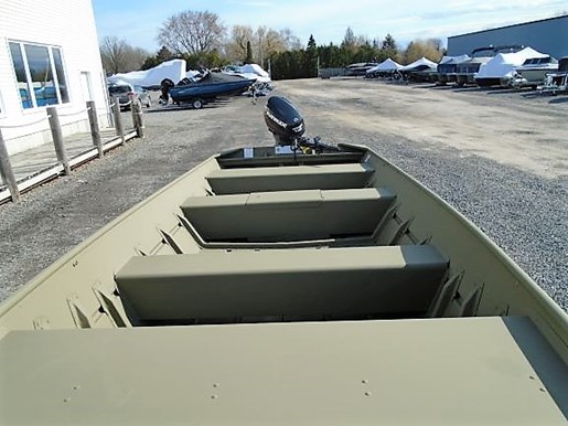 2019 Lund boat for sale, model of the boat is 1852 Jon For Sale - LF756 & Image # 2 of 2
