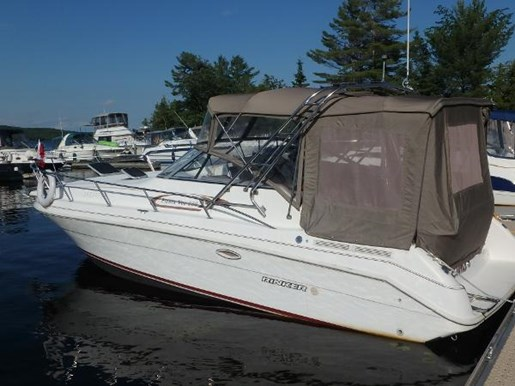 For Sale: 1997 Rinker 280 Fiesta Vee 28ft<br/>North South Nautical Group Inc.