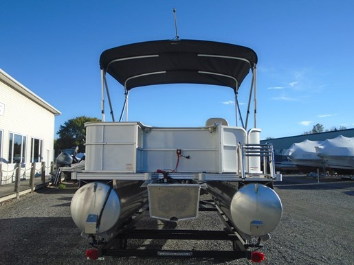 2019 Manitou boat for sale, model of the boat is 20 Aurora Angler LE For Sale – MAN122 & Image # 7 of 7