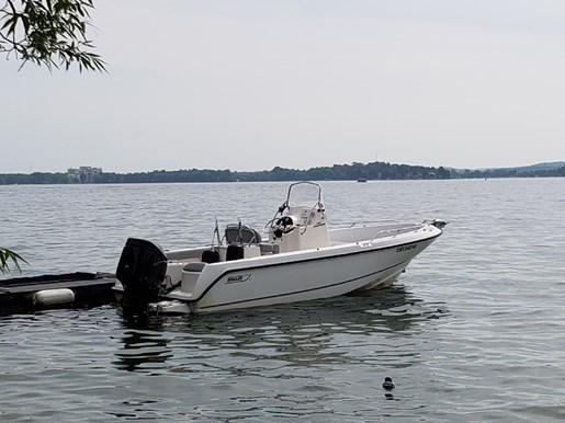 Boston Whaler 21 Outrage 2001 Used Boat for Sale in Orillia, Ontario -  BoatDealers ca
