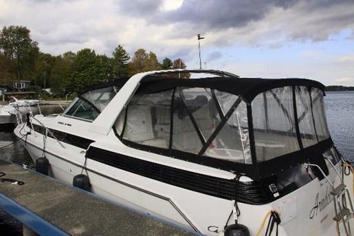1989 Chris Craft boat for sale, model of the boat is Amerosport & Image # 4 of 6