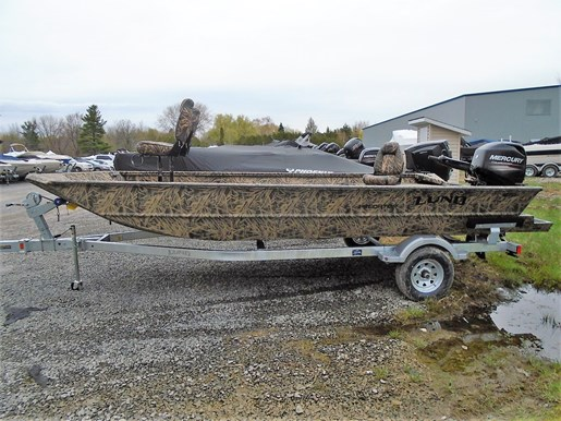 For Sale: 2019 Lund 1870 Predator Tiller - For Sale – Lf796 18ft<br/>Pirate Cove Marina