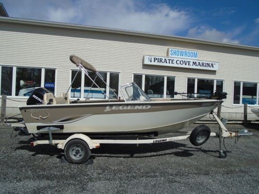 For Sale: 2007 Legend 18 Xcalibur - For Sale Brokerage 18ft<br/>Pirate Cove Marina