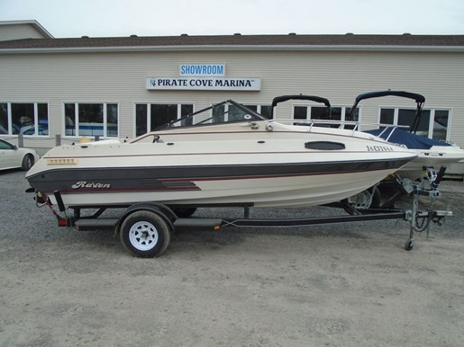 For Sale: 1990 Raven Cuddy - For Sale Brokerage 19ft<br/>Pirate Cove Marina