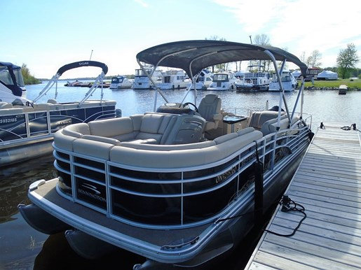 For Sale: 2012 Bennington 2275 Pontoon - For Sale – Brokerage 24ft<br/>Pirate Cove Marina