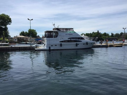 For Sale: 2001 Carver 466  My Hard Top 46ft<br/>North South Nautical Group Inc.