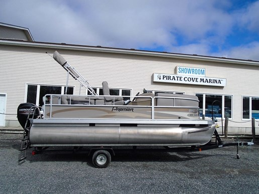 For Sale: 2014 Premier Pontoons 200 Sunspree Pontoon - For Sale – Us585 21ft<br/>Pirate Cove Marina
